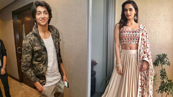 What's cooking between Ahaan Panday and Manushi Chhillar?