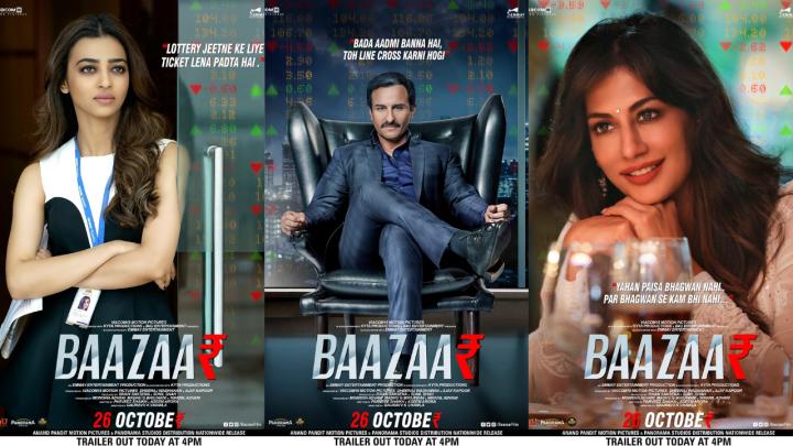 Are Radhika Apte & Chitrangda Singh not worthy of their surnames, like the men inBazaar?