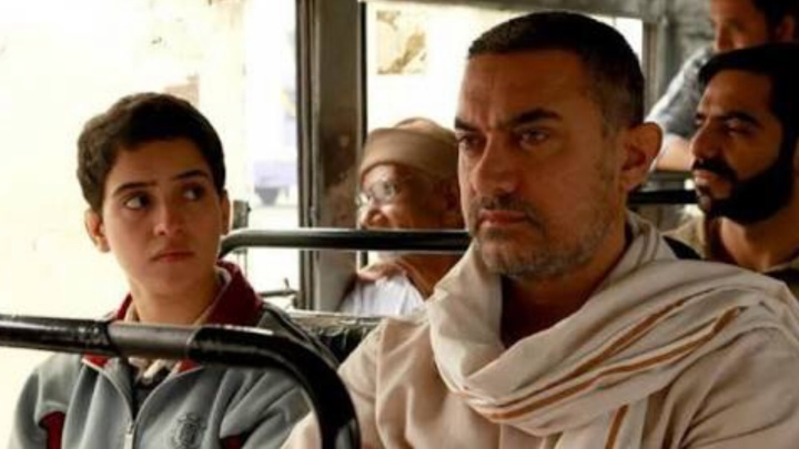 Sanya Malhotra: Aamir warned me against too many films