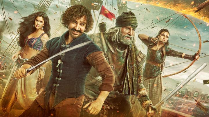 #TrailerTales: Thugs Of Hindostan seems like Aamir Khan's biggest blockbusterever