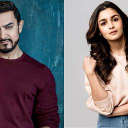 Aamir-Alia in a film?