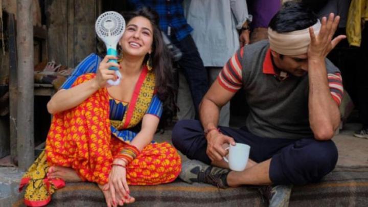 #TeaserTales: Kedarnath: Stunning visuals, breathtakingperformances