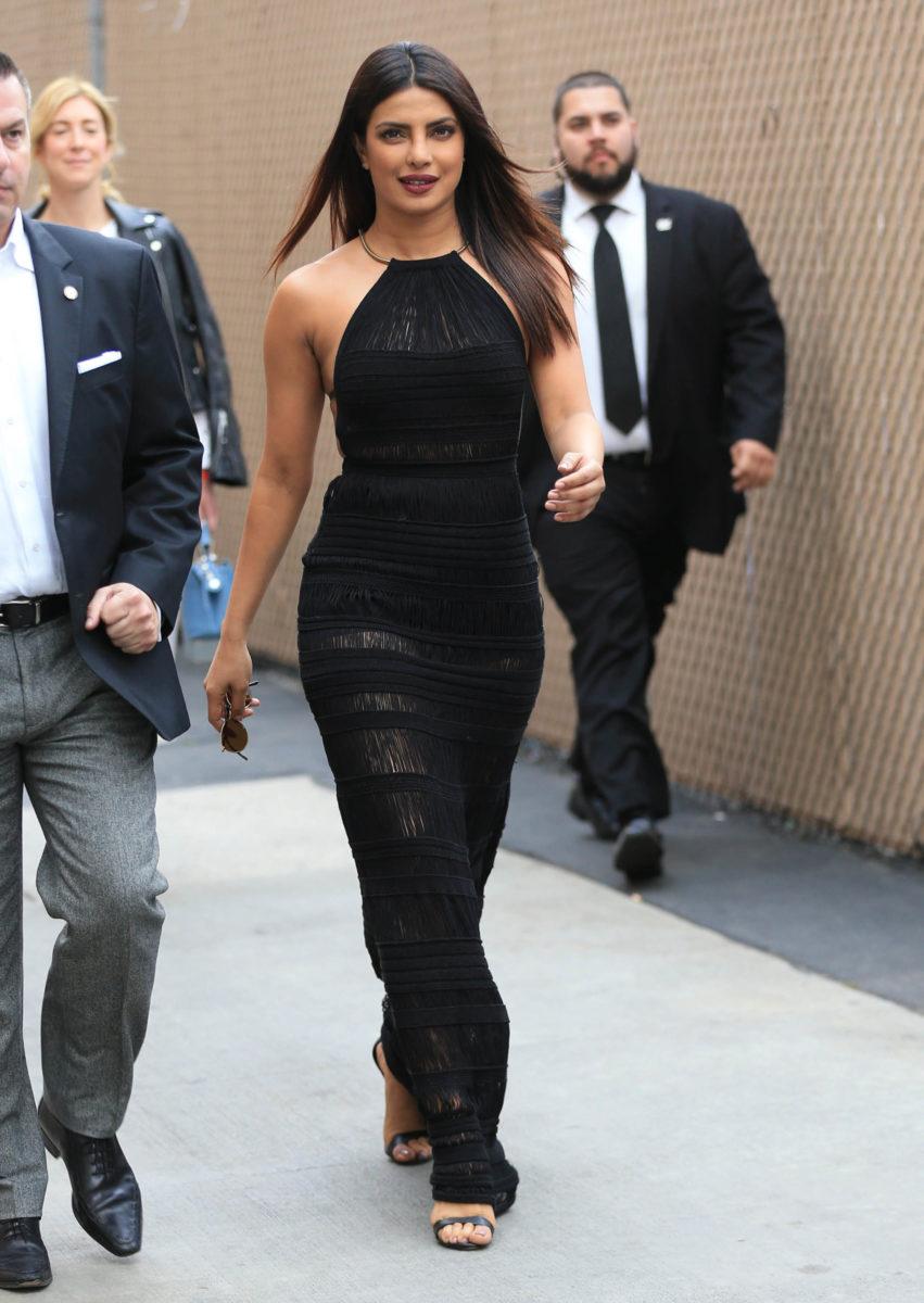 Celebrity Sightings in Los Angeles - May 9, 2017
