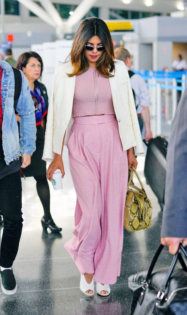 Celebrity Sightings in New York City - June 8, 2018