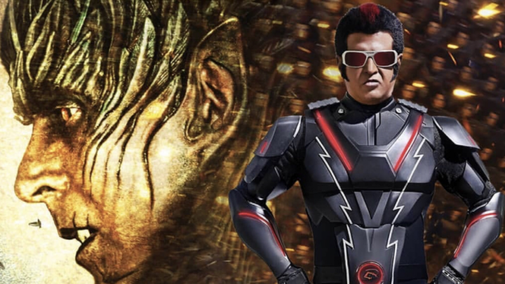 2.0: State of the art VFX and a charismaticRajnikanth