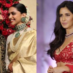 Ranveer Singh drops a text to Katrina Kaif ahead of his wedding reception
