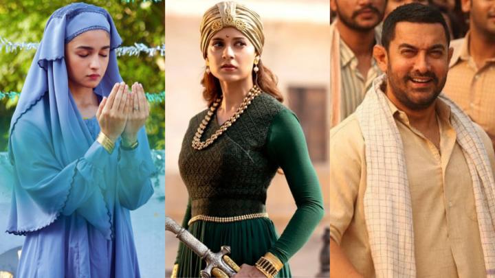 Kangana Ranaut slams Alia Bhatt & AamirKhan