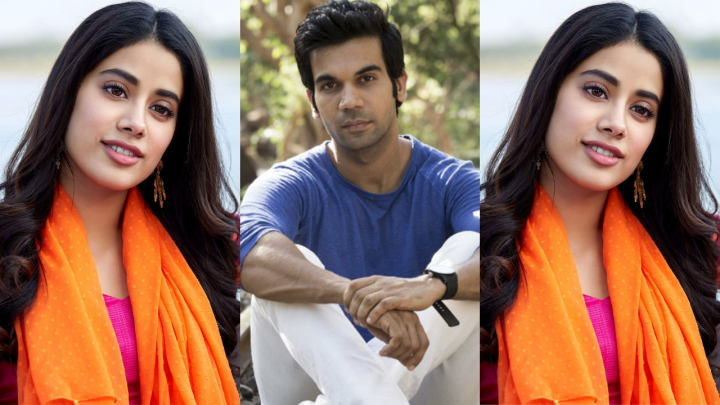 Janhvi Kapoor to have a double role in Rooh-Afza opposite RajkummarRao