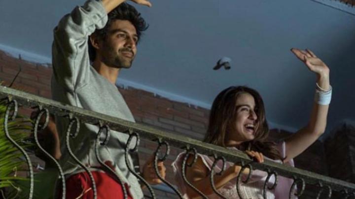 Sara Ali Khan and Kartik Aaryan's film finally gets aname