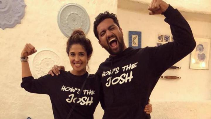 Vicky Kaushal & Harleen Sethi call itquits?