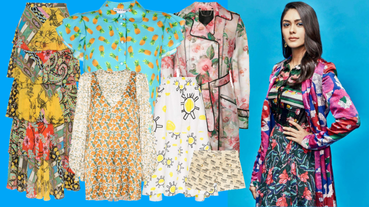 Be the next IT-Girl with print-on-print