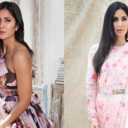 Go pink like Katrina Kaif in Gauri & Nainika and Sabyasachi