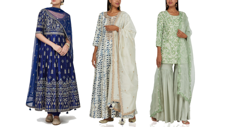 Glam up your Eid with these designer sets