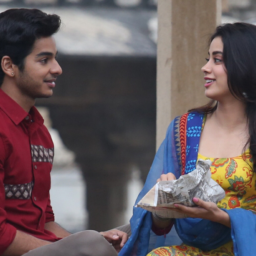 """""""There is nothing more than friendship between Janhvi and Ishaan,"""" says Boney Kapoor"""