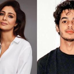 Tabu and Ishaan Khatter in Mira Nair's adaptation of Vikram Seth's A Suitable Boy