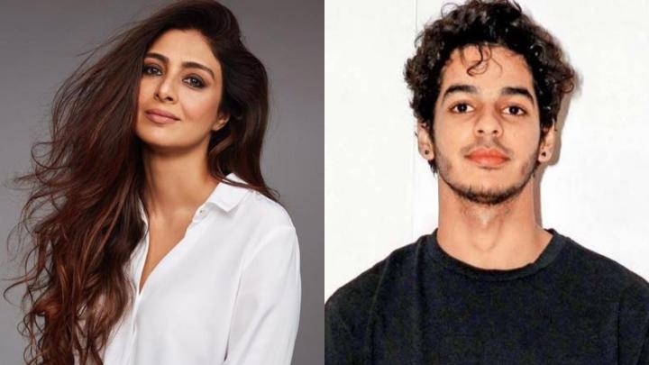 Tabu and Ishaan Khatter in Mira Nair's adaptation of Vikram Seth's A SuitableBoy