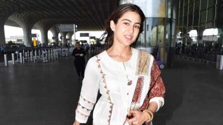 Sara Ali Khan sets an example for celebrities, says RishiKapoor