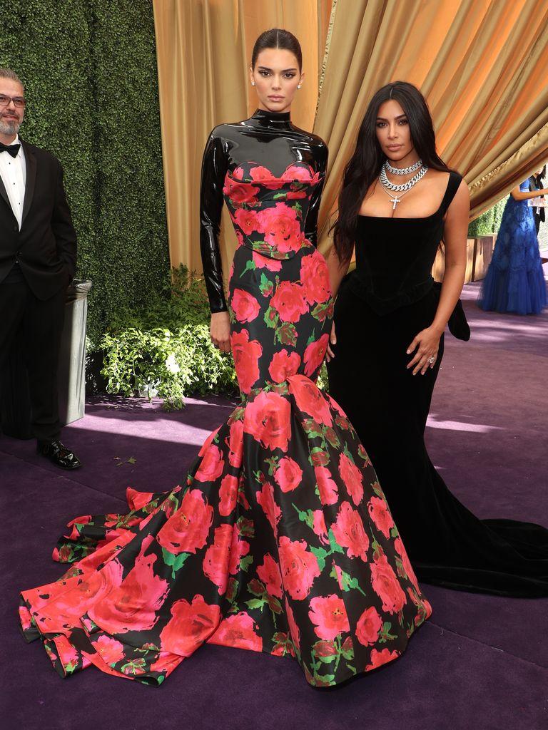 Kendall Jenner at Emmy Awards
