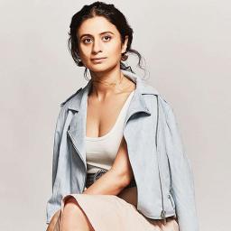 Rasika Dugal in Mira Nair's A Suitable Boy