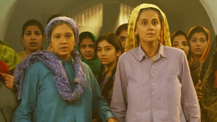 Saand Ki Aankh: Brilliant performances, but is this the empowerment we want?