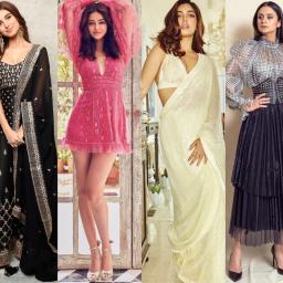 Janhvi, Tara, Ananya, Bhumi, Rasika, Shruti – women who ruled this week