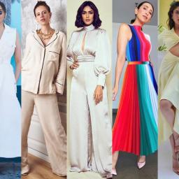 Karisma, Mrunal, Kalki, Bhumi, Sonam, Kareena, Neha – girls teach us fashion