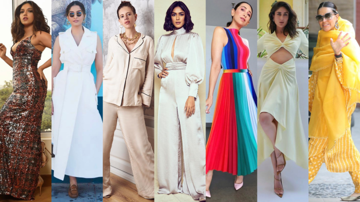 Karisma, Mrunal, Kalki, Bhumi, Sonam, Kareena, Neha – girls teach us fashion