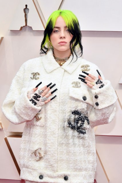 Billie Eilish in Chanel 1