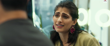 Kubbra Sait in a still from the film