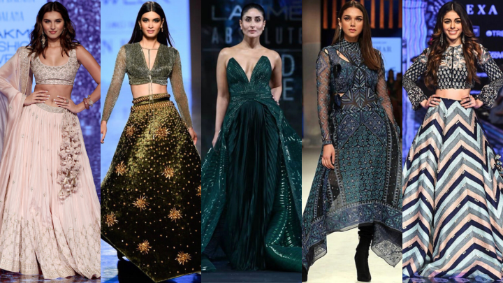 Kareena, Tara, Diana, Aditi, Alaya – our favourite showstoppers