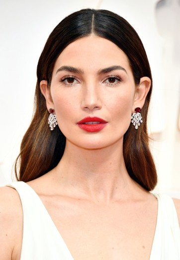 Lily Aldridge in Ralph Lauren 1