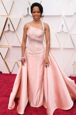 Regina King in Versace
