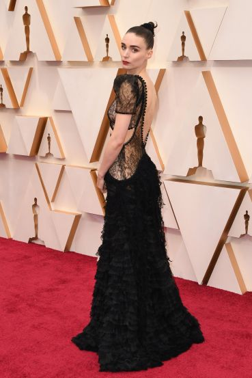 Rooney Mara in Alexander McQueen 1