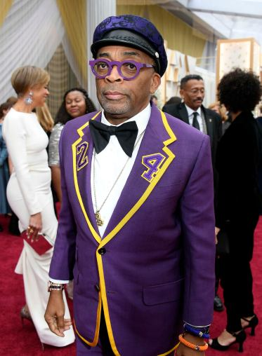 HOLLYWOOD, CALIFORNIA - FEBRUARY 09: Filmmaker Spike Lee attends the 92nd Annual Academy Awards at Hollywood and Highland on February 09, 2020 in Hollywood, California. (Photo by Kevork Djansezian/Getty Images)