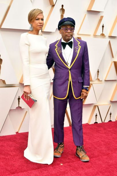 Spike Lee in Gucci