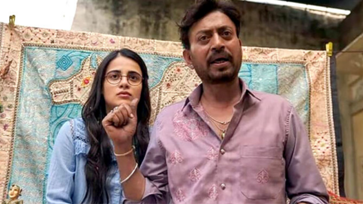 Angrezi Medium: Irrfan and Radhika Madan are gifted artists