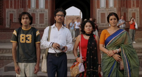 Irrfan in The Namesake