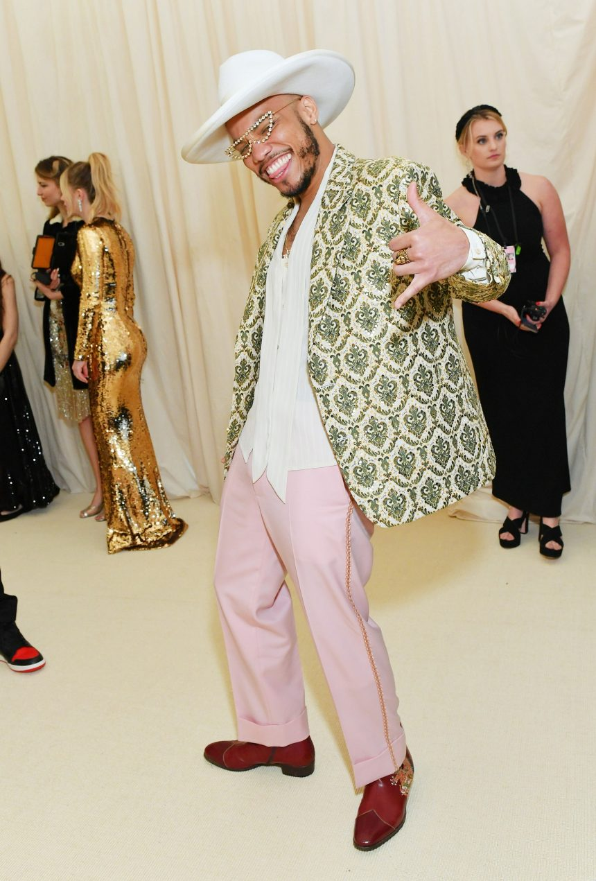 Anderson Paak in Gucci