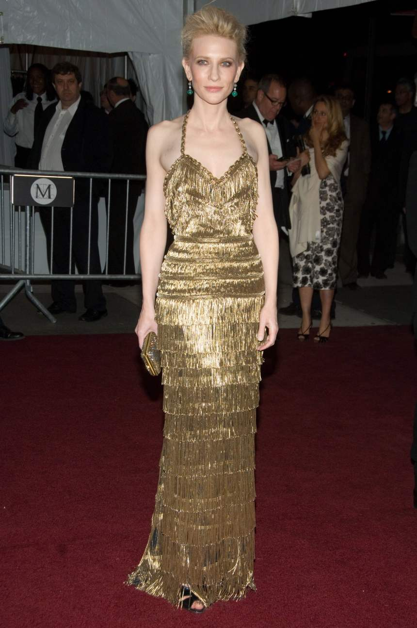 Cate Blanchett in Balenciaga 2007