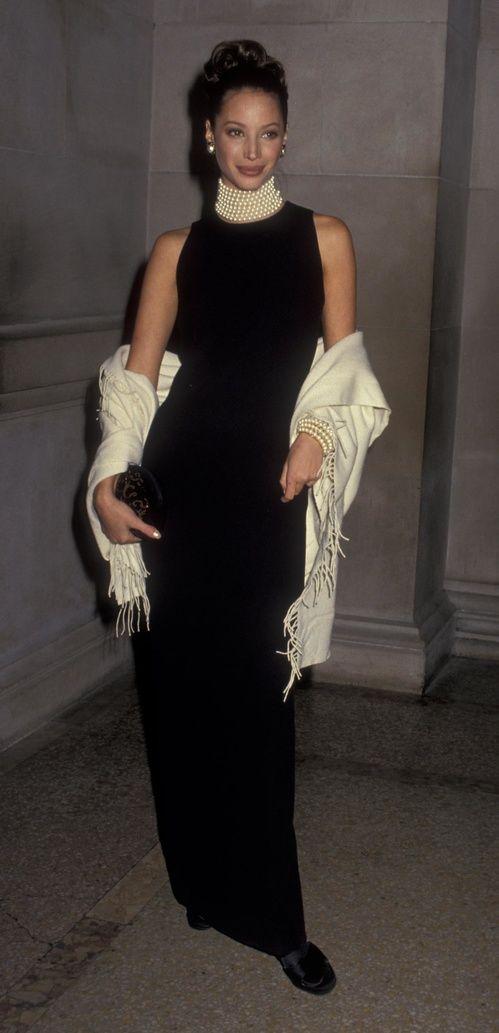 Christy Turlington 1992
