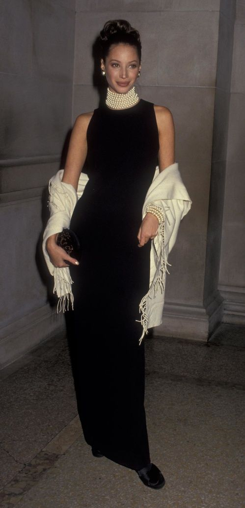 Christy Turlington 1992