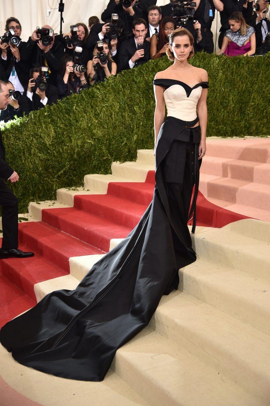 Emma Watson in Calvin Klein 2016