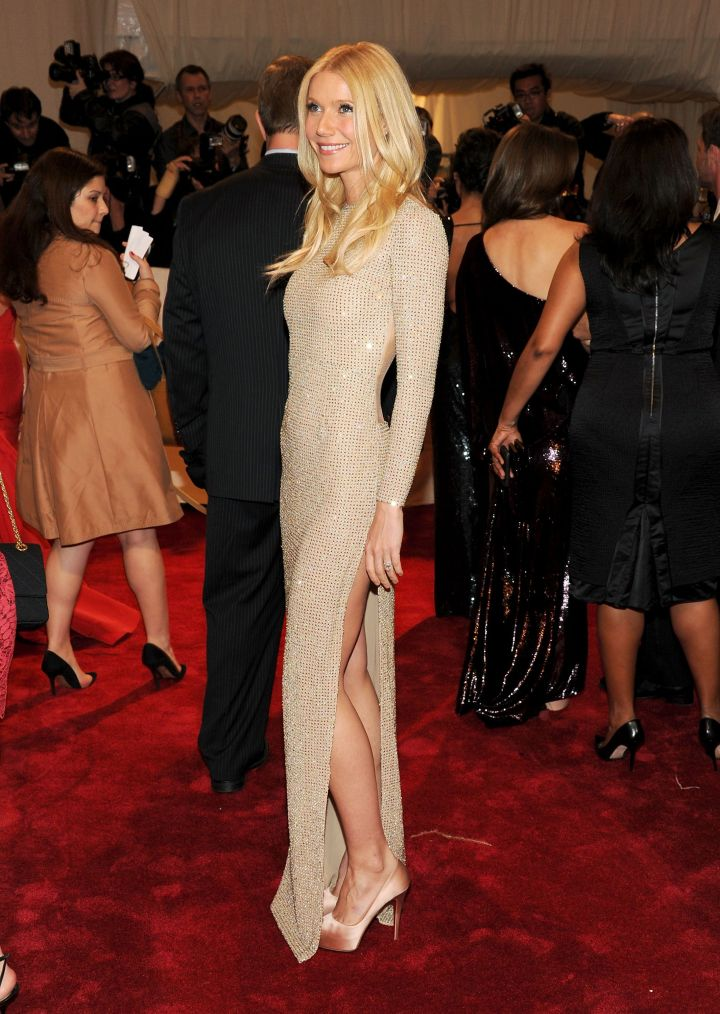 Gwyneth Paltrow in Stella McCartney 2011