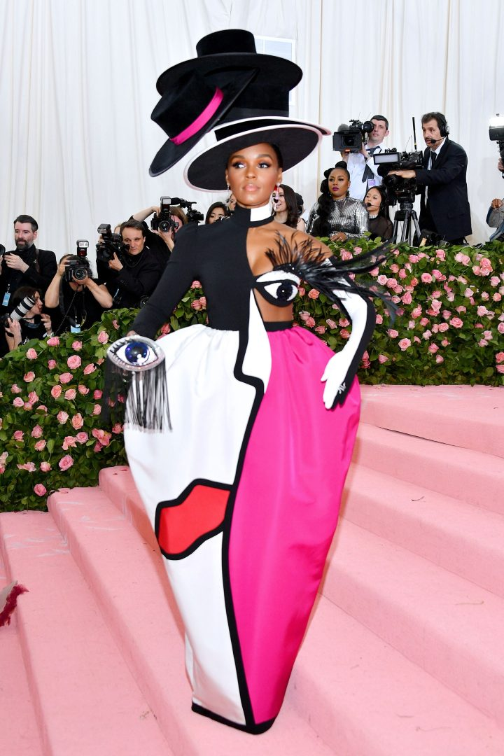Janelle Monáe in Christian Siriano