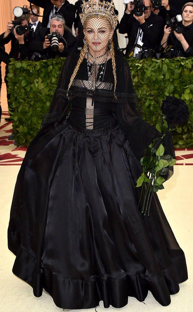 Madonna in Jean Paul Gaultier 2018