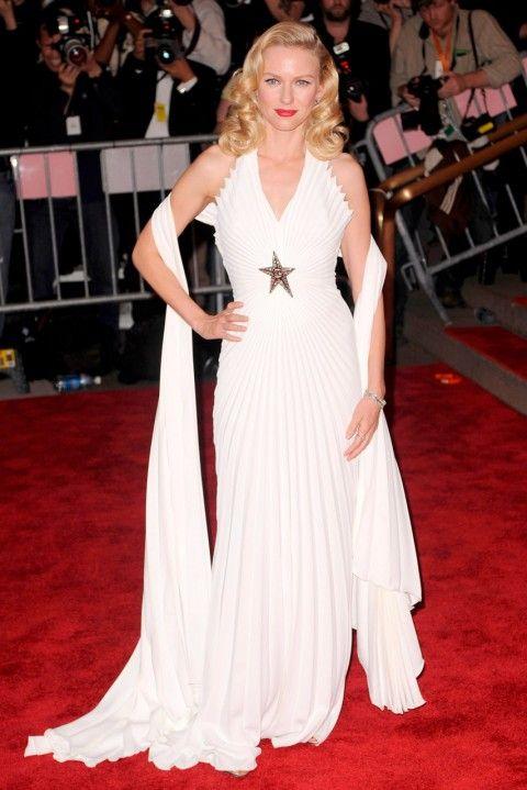 Naomi Watts in Thierry Mugler 2008
