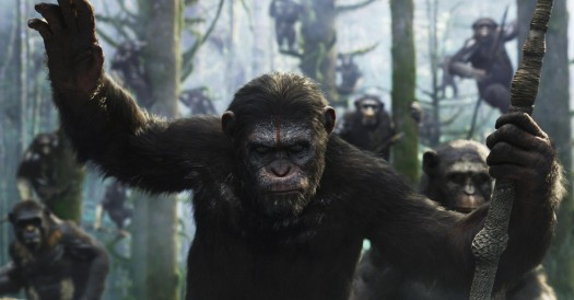 Planet of the Apes- Rise, Dawn, and War