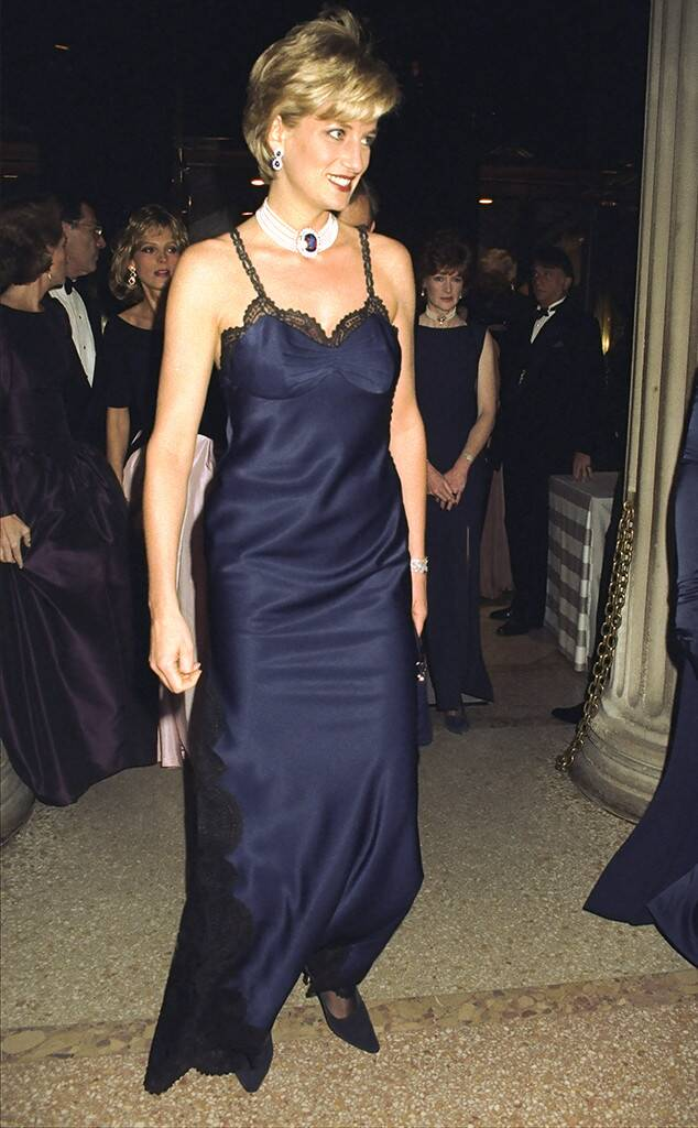 Princess Diana in Dior 1995
