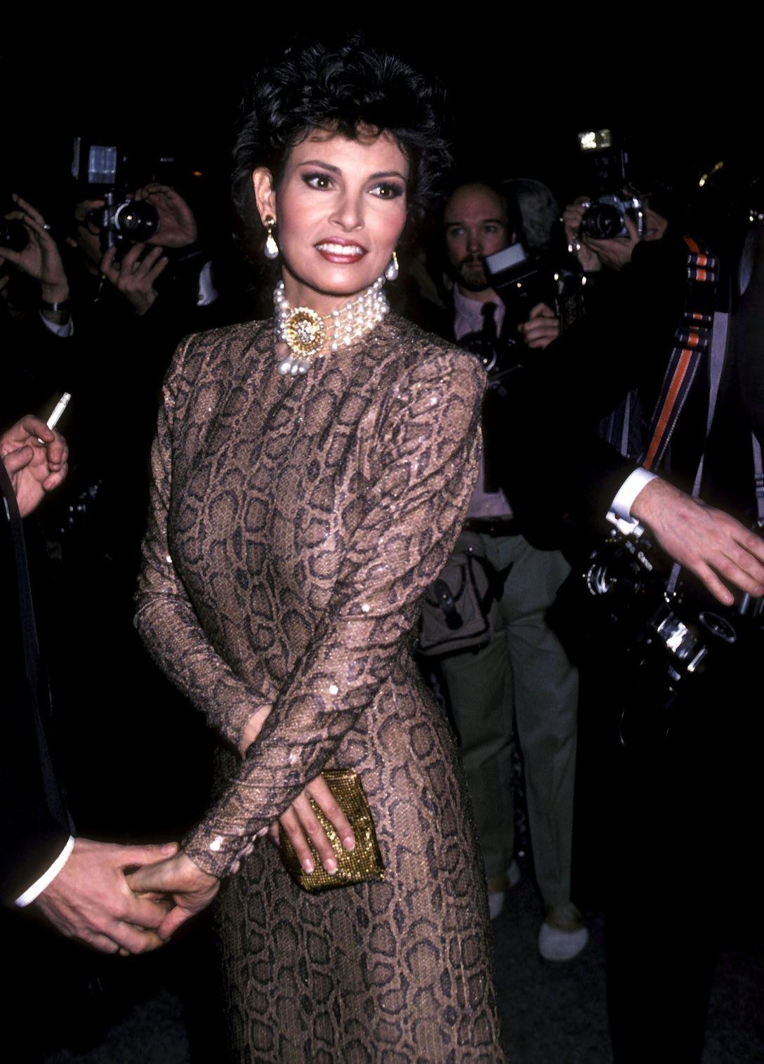 Raquel Welch 1982