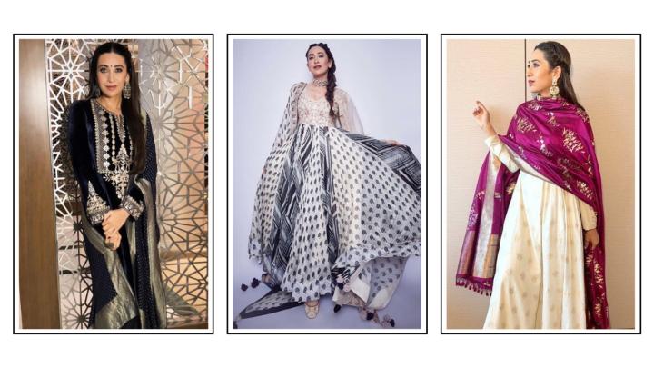 3 Ways To Rock Indian Wear Like KarismaKapoor